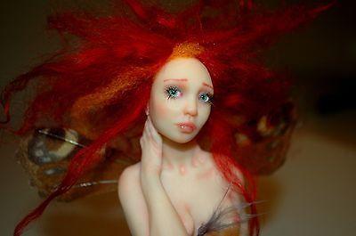 Očarenia - OOAK fairy by Tatiana Canini IADR