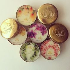Beautifully scented travel size candles from Malie Organics! ハワイの香りたっぷりのマリエのキャンドル。旅行やお土産にピッタリ☆