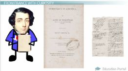 Democracy in America by Alexis de Tocqueville - Free US History I Video