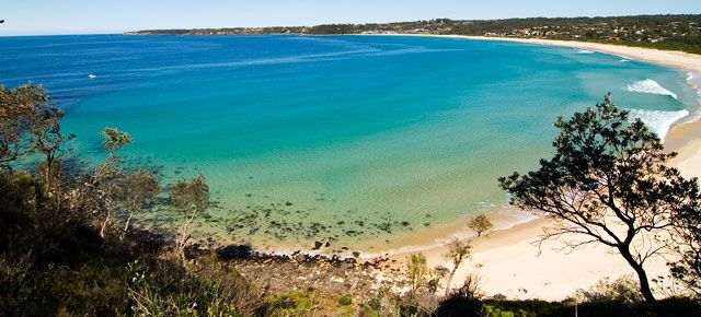North Mollymook. Best beach in the world.