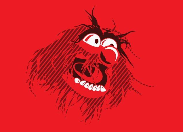"""Animal Inside"" - Threadless.com - Best t-shirts in the world"