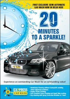 Exppress Car Wash is India based automatic car wash and detailing company that offers a car wash franchise opportunity to customers PAN India. We deal in foam and steam car wash.  Get in touch @8010044000 | info@exppresscarwash.com  http://www.exppresscarwash.com/