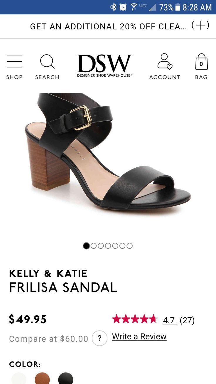 Black sandals at dsw - Dsw Shoes Color Black Size 7