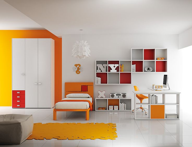 #Arredamento #Cameretta Moretti Compact: Catalogo Start Solutions 2013 >> LH10 http://www.moretticompact.it/start.htm