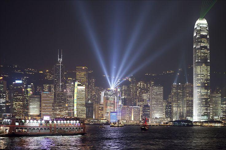 Hong Kong. Китай.