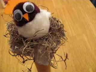 owl/bird crafts