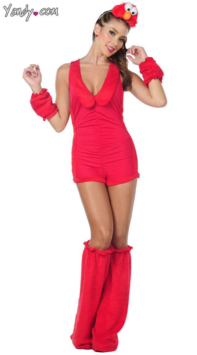 13 sexy halloween costumes that shouldnt be - Halloween Costumes Elmo