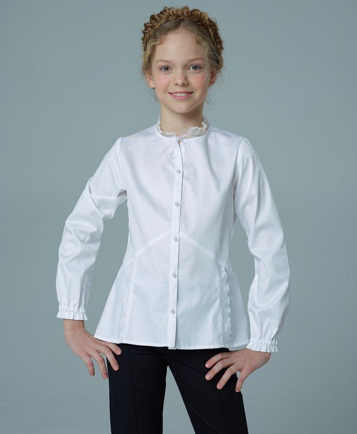 Блуза Bonne Chance!, со скидкой 25% (арт.19630655), цена 1725 руб — купить в клубе распродаж Mamsy.ru