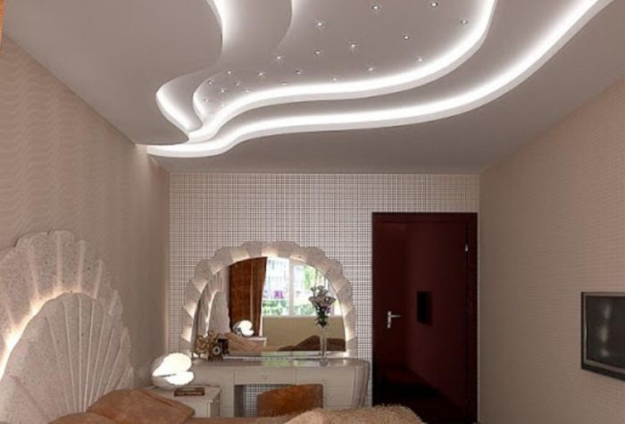 35-Dazzling-Catchy-Ceiling-Design-Ideas-2015-26 46 Dazzling & Catchy Ceiling…