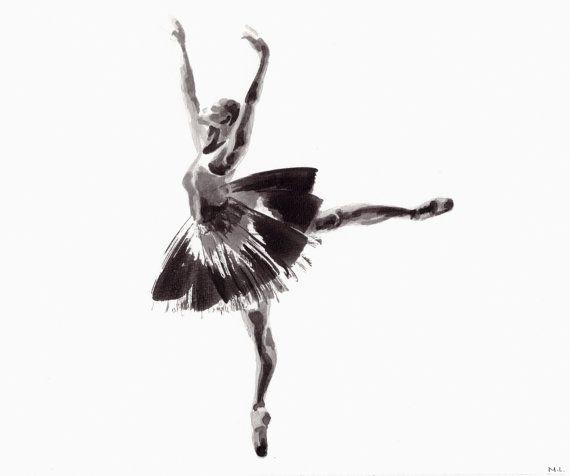 челку графические картинки балерин вас для фото