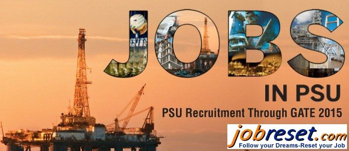 Government jobs provide good job security, a challenging work environment and ample scope to prove oneself professionally. By going for GATE exam, engineers can acquire Masters Degree which improves their professional career prospects immensely. For engineering graduates who pursue MTech degrees after GATE, there are many opportunities in PSU Jobs 2015. These PSUs — BHEL, NTPC, ONGC, SAIL, HAL, etc. — can be leaders in engineering and technology in their respective fields.