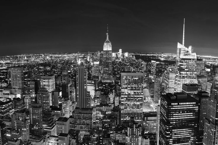 Panoramic New York Wall Mural, custom made to suit your wall size by the UK's No.1 for murals. Custom design service and express delivery available.
