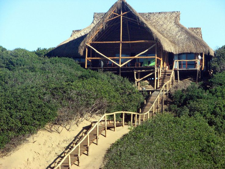 Chicuanga Resort Unit 407 in Xai Xai, Mozambique  Sitting on the foremost dune, with a walkway down to the beach, Villa 407 Paradise View is part of a self-catering resort, 35 km north of Xai-Xai. See more of Chicuanga Resort Unit 407 on http://www.wheretostay.co.za/chicuangaresort407/
