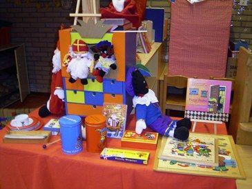 www.jufjanneke.nl   Sinterklaas (lesideeën)