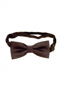 bowtie-brown