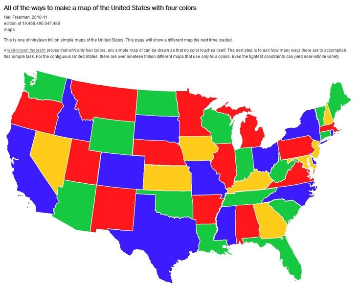 Best Maps Images On Pinterest Cartography The Map And United - Neil freeman us map