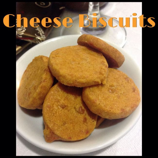 Cheese Biscuits (Thermomix Method Included) « Mother Hubbard's Cupboard