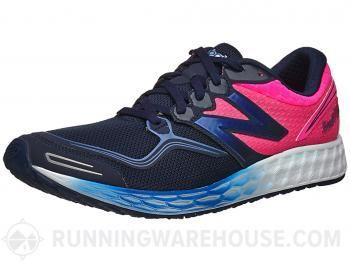 New Balance Fresh Foam Zante Men's Shoes Blue/Pink