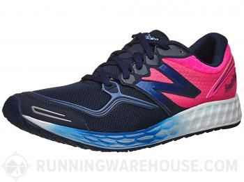 New Balance Fresh Foam Zante Men's Shoes Blue/Pink