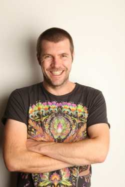 Rhod Gilbert - excitable welsh funnyman!