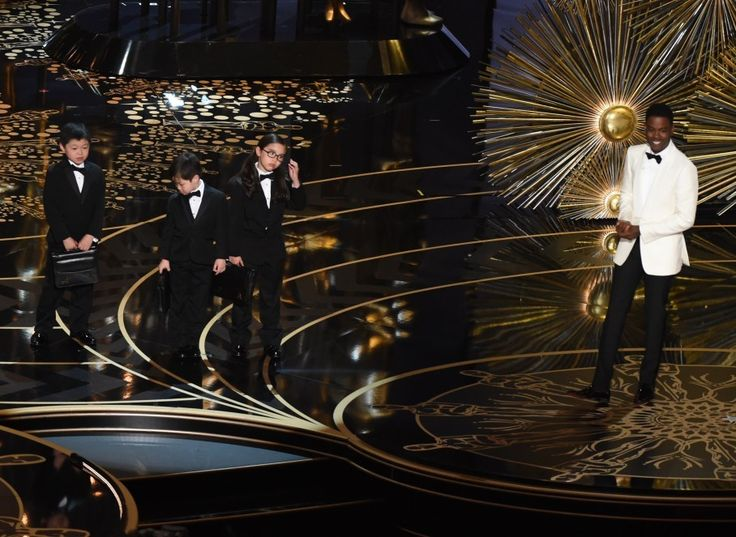 If the Oscars were all about diversity, why the crude Asian joke?