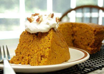 Pumpkin Crockpot Bread