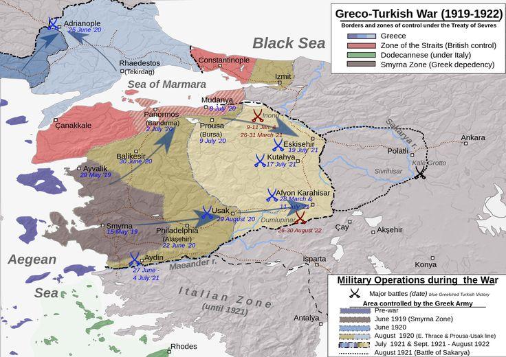 Greco-Turkish War (1919-1922)