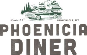 Home « Phoenicia Diner - what a wonderful menu they have. great idea for breakfast