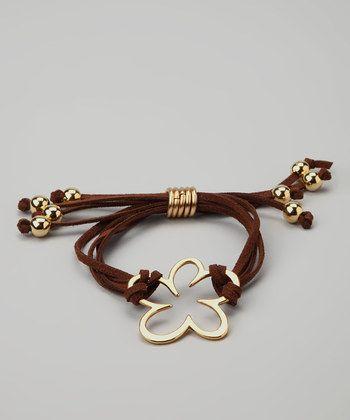 Bracelet with novel closure