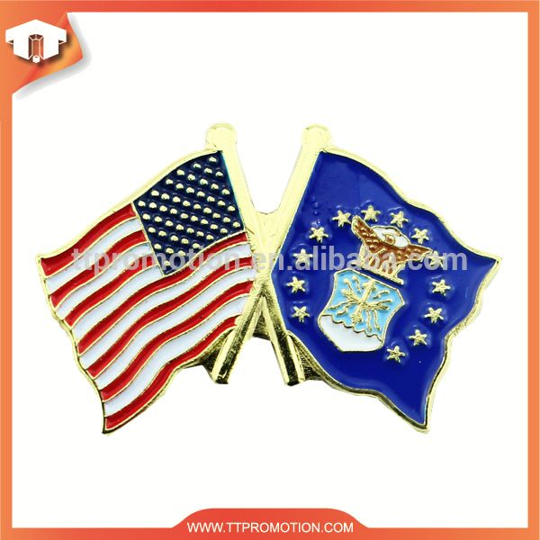 China supplier amazing quality bosnia flag pin