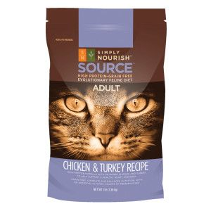 Simply Nourish Source Adult Cat Good Dry Food