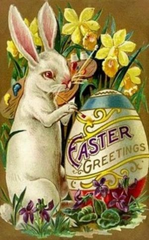 136 best *-* Easter Blessings *-* images on Pinterest Vintage - free printable religious easter cards