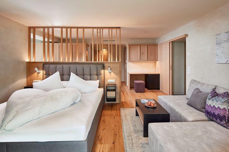 Die neue exklusive 47 m² Auszeit Suite