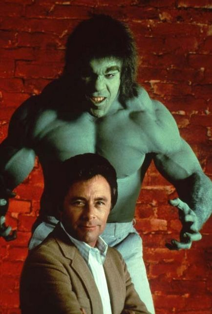 Bill Bixby (1934-1993) - died of prostate cancer at age 59
