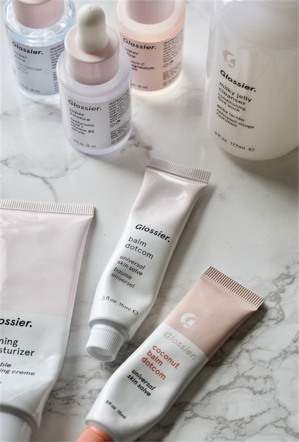 Amelia Says: A Guide to Glossier pt. 1, Skincare #beauty
