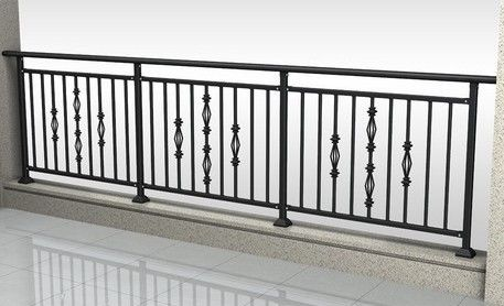 Garden decorative wrought iron stair railing fence attic windows do wild corridor fence railing balcony railing