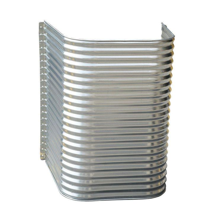Amerimax home products 48 in x 36 in x 42 in galvanized