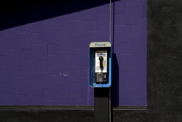 CHIP SIMONE - Purple Phone, Atlanta, 2007