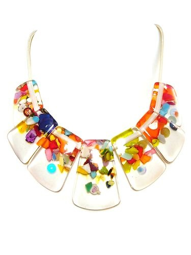 Cascade 'Rilma' Necklace by Jackie Brazil