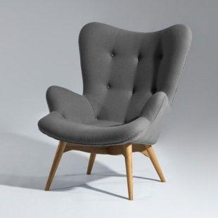 Control Brand Mid Century Teddy Club Chair