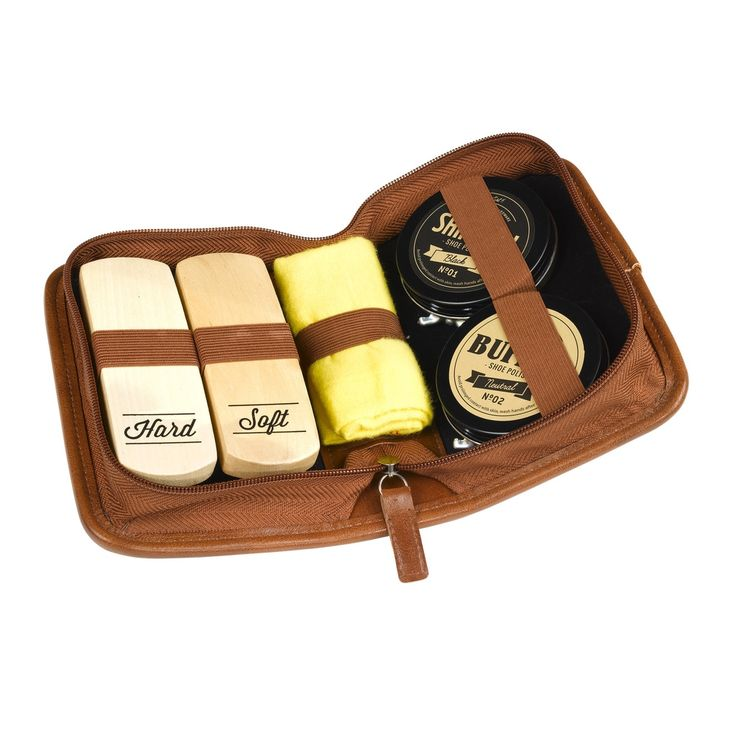 Gents Hardware shoe polish kit Christmas in #HTFSTYLE
