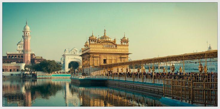 Золотой храм — Хари Мандир. Индия г.Амритсар - Путешествуем вместе
