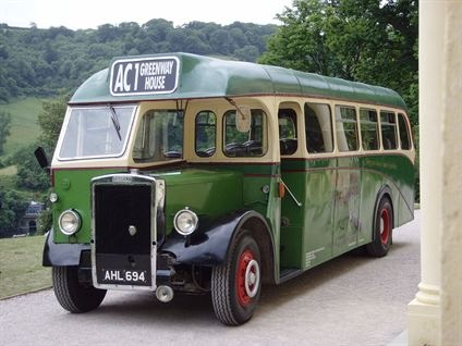 Vintage Bus UK .@Jorge Martinez Martinez Cavalcante (JORGENCA)