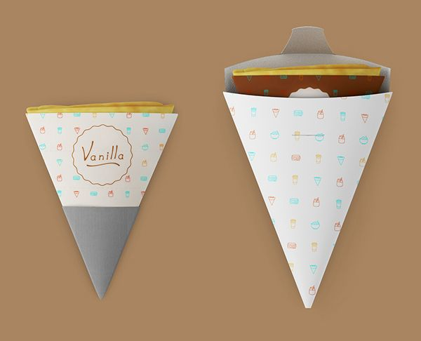 Vanilla on Behance