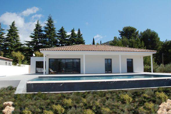 Maison Contemporaine - Villas Azuréennes - 220.000 E | Faire construire sa maison