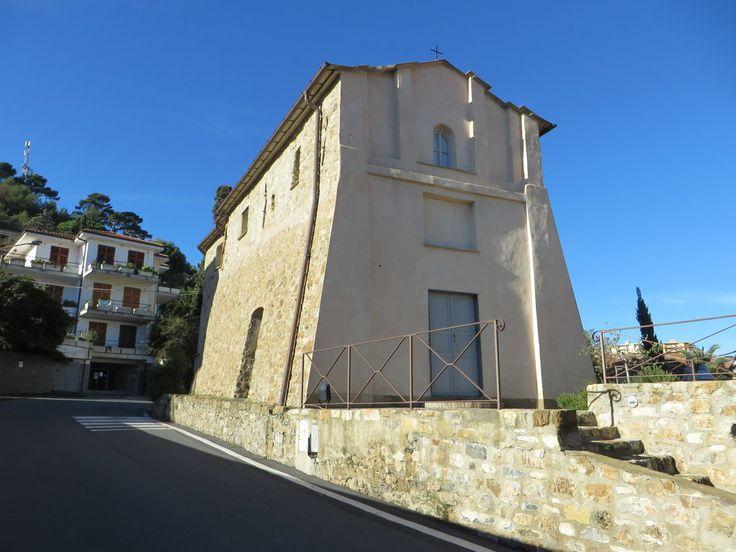 San Lorenzo al Mare (IM), Oratorio della Misericordia