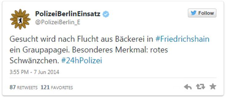 Storytelling als Arbeitgebermarketing: #24hPolizei – Wie die Berliner Polizei Twitter für authentische Einblicke nutzt(e)
