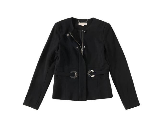 Michael Kors Damen Designer-Blazer, schwarz Jetzt bestellen unter: https://mode.ladendirekt.de/damen/bekleidung/blazer/sonstige-blazer/?uid=543d304c-cac3-57b1-8d89-dd411d38d9ba&utm_source=pinterest&utm_medium=pin&utm_campaign=boards #sonstigeblazer #blazer #bekleidung