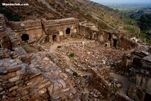 Read 'Bhangarh, the Acropolis of India' on Wanderink.com