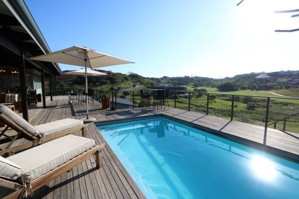 Commanding impressive views over the 11th and 12th Fairways bestows a unique positioning advantage to this multilevel one of a kind property.  #HomesInKwaZuluNatal #PropertyForSale #KwaZuluNatal #Ballito #Durban #ResidentialEstates